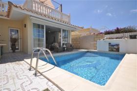 Foto 3 Ferienhaus Villa Palm Mar Teneriffa