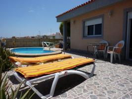 Ferienhaus mit beheizten Pool