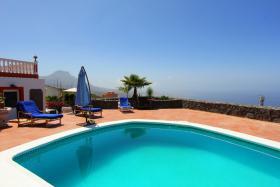 Foto 3 Ferienwohnung Buenavista del Sur - nähe Adeje mit traumhaftem Meerblick für 2 Personen und Gemeinschaftspool
