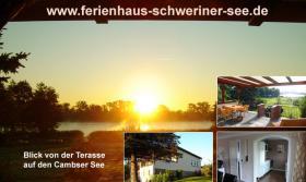Ferienwohnung Ferienhaus am See Schwerin Angelurlaub Boot