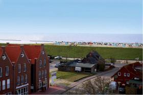 Foto 3 Ferienwohnung Inselblick am Strand in Norddeich