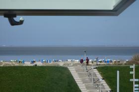 Foto 7 Ferienwohnung Inselblick am Strand in Norddeich