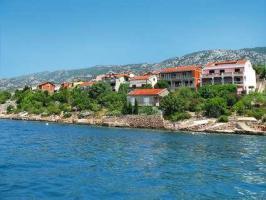 Ferienwohnung KROATIEN Jablanac direkt am Meer Woche ab € 242
