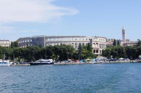 Foto 2 Ferienwohnung Kroatien/Istrien/Pula 4-Zimmer-Appartement  VERUDA