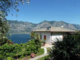 Ferienwohnung LUIGI in Malcesine, der Perle des Gardasee