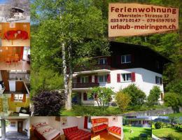 Foto 2 Ferienwohnung in Meiringen (Hasliberg), FeWo, Berner Oberland, auch Haustiere (Hunde, Katzen) willkommen, WLAN