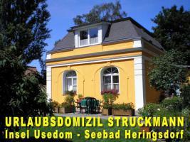Ferienwohnung USEDOM HERINGSDORF Super-Preis ab 14,50 EUR/p.P. Last-Minute