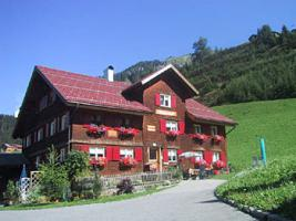 Ferienwohnung Warth-Schröcken Arlberg ganzjährig