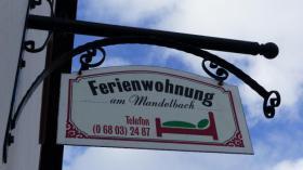Ferienwohnung-am-Mandelbach im Saarland