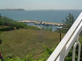 Foto 2 Ferienwohnung direkt am Meer in Rtina MIletici bei der Insel Pag, Zadar 30 km
