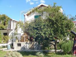Foto 3 Ferienwohnung direkt am Meer in Rtina MIletici bei der Insel Pag, Zadar 30 km