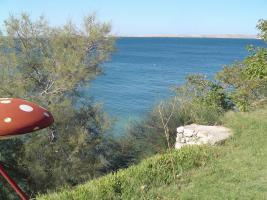 Foto 5 Ferienwohnung direkt am Meer in Rtina MIletici bei der Insel Pag, Zadar 30 km