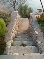 Foto 7 Ferienwohnung direkt am Meer in Rtina MIletici bei der Insel Pag, Zadar 30 km