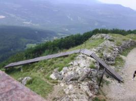 Ucka  Gebierge1402 m