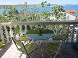 Ferienwohnungen in Rtina Miocici bis zu 4 Personen,2+2, bei der Insel Pag, Damatien