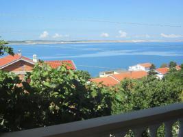 Foto 3 Ferienwohnungen in Rtina Miocici bis zu 4 Personen,2+2, bei der Insel Pag, Damatien