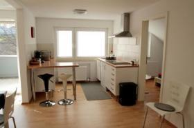 Wohnküche Wohnung 2
