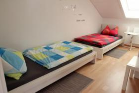 Schlafen 1 Wohnung 2