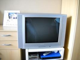 Fernseher Grundig silber 20 Zoll