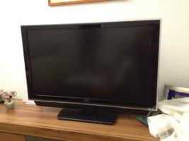 Fernseher von JVC (schwarz)