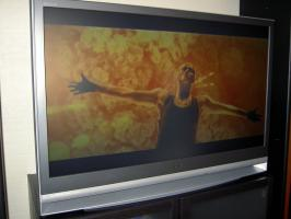 Foto 3 Fernseher SONY Bravia KDF-E50A11E LCD TV HDMI DVBT 127cm 50'' NEUw