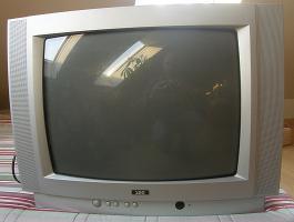 Fernseher abzugeben 55