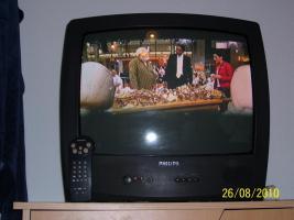 Foto 2 Fernseher/gebraucht/Philips