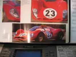 Ferrari Bausatz Lee Noble in Teilen