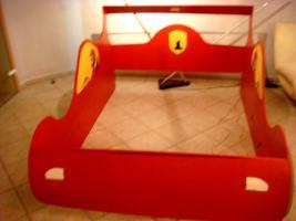 Foto 6 Ferrari Bettumrandung inkl. Beleuchtung 157cm x 210 cm