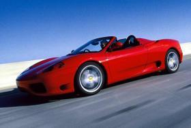 Ferrari mieten - Ferrari fahren - Ferrari Vermietung