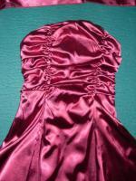Foto 2 Festliches Kleid mit Stola/ Abiballkleid Gr. 36