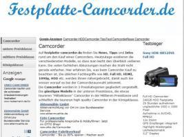Festplatte Camcorder