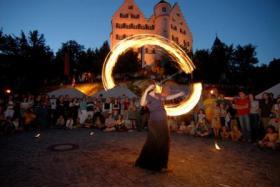 Foto 2 Feuershow, Feuertanz, Feuerzauber