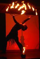 Feuershow, Lichtshow, Stelzenläufer aus Köln/ NRW