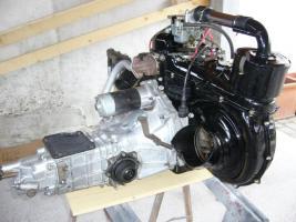 Foto 2 Fiat 500 Motor Oldtimer