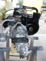 Foto 3 Fiat 500 Motor Oldtimer
