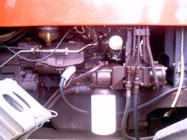 Foto 4 Fiat Allradtraktor DT 466; BJ :1985 ;2900 Betriebsstuden,1a Zustand