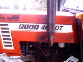 Foto 5 Fiat Allradtraktor DT 466; BJ :1985 ;2900 Betriebsstuden,1a Zustand