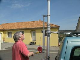 Foto 5 Film & Foto Hochbild AHK Mobilsystem Höhe 1900 cm
