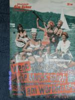 Foto 3 Filmprogrammhefte der 50-60ziger Jahre