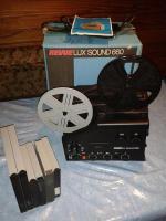Filmprojektor REVUE LUX SOUND 660 8mm