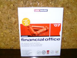 Financial office 2007