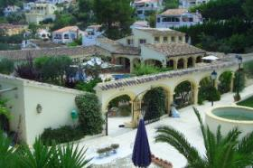 Finca in Denia - Spanien - Costa Blanca