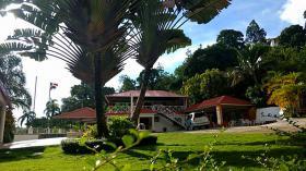 Finca mit Restaurant und Gästehäusern