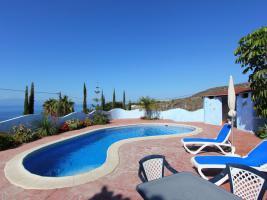 Foto 8 Finca Vivaldi auf der Sonneninsel Teneriffa mit Pool und traumhaftem Meerblick- Willkommen im Urlaub !