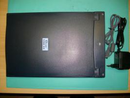 Flachbett Scanner Mustek 1200 CU
