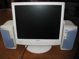 Flachbild-Monitor