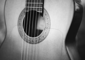 Flamenco-Konzert-Gitarrenunterricht