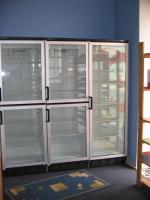 Flaschenkühler Kühlschrank von Alaska Model CBC347 Flaschenschrank Schrank