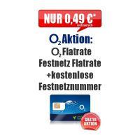 Foto 2 Flatrate Festnetz & o2-Netz, Flat M wie Genion L ,180€ Bargeld/Auszahlung 0,49€